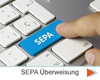 SEPA Überweisung
