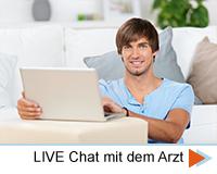 Live Chat mit Arzt