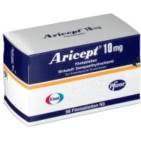Aricept Demenz