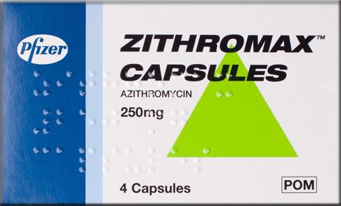 Zithromax Infektionen