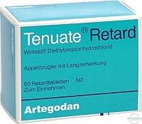 Tenuate Retard Appetitzügler