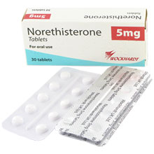 Norethisteron Drops