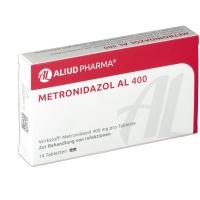 Metronidazol Verpackung
