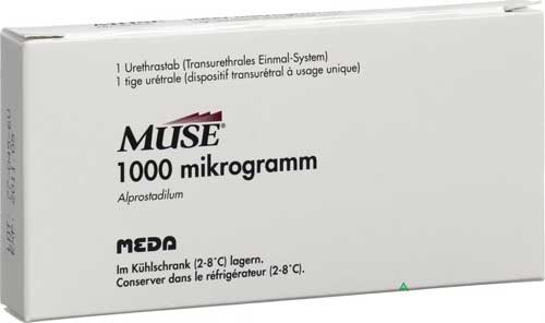 Muse Potenzmittel Verpackung