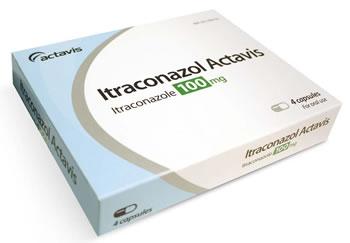 Itraconazol Verpackung