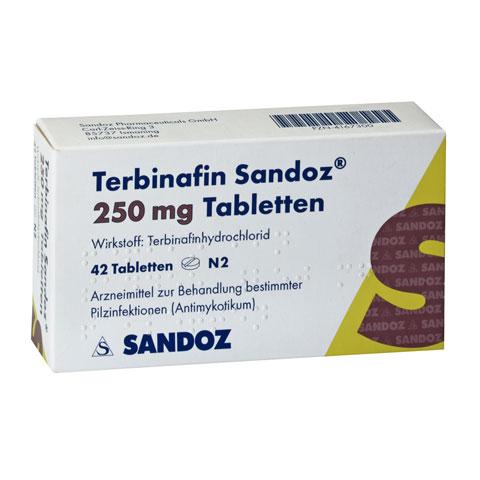 Terbinafin bei Pilzerkrankungen