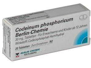 Codeinum Phosphoricum Codein kaufen bestellen