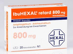 ibuprofen 800 retard