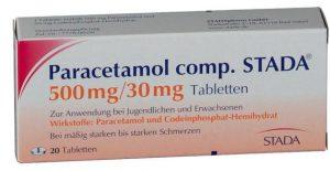 paracetamol-codein